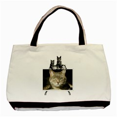 My Cat 2 Sided Tote Bag By Lil    Basic Tote Bag (two Sides)   47m19xlr2hd9   Www Artscow Com Back