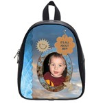 It s All About Me School Bag (Small)