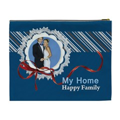 My Home By Joely   Cosmetic Bag (xl)   5p9eac636009   Www Artscow Com Back