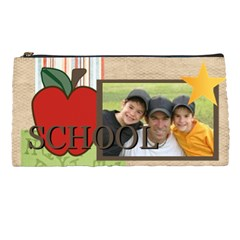 Back To School By Joely   Pencil Case   Jddcpmnfbuzg   Www Artscow Com Front