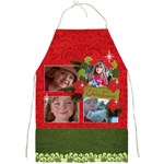 Christmas-Full Print Apron
