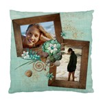 Beach/vacation-Cushion Case (Two Sides) - Standard Cushion Case (Two Sides)