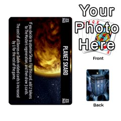 Doctor Who V2 File  By Mark Chaplin   Playing Cards 54 Designs   Prn7tzyrb9r9   Www Artscow Com Front - Diamond7