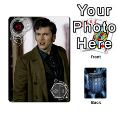 Jack Doctor Who V2 File  By Mark Chaplin   Playing Cards 54 Designs   Prn7tzyrb9r9   Www Artscow Com Front - SpadeJ