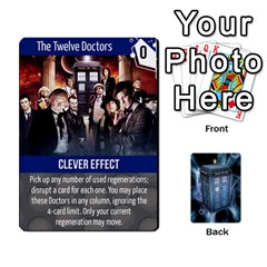 Doctor Who V2 File  By Mark Chaplin   Playing Cards 54 Designs   Lowu0r8ravv3   Www Artscow Com Front - Heart4