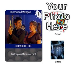 Doctor Who V2 File  By Mark Chaplin   Playing Cards 54 Designs   Lowu0r8ravv3   Www Artscow Com Front - Spade6