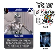 Queen Doctor Who V2 File  By Mark Chaplin   Playing Cards 54 Designs   Fu3d7ytm53dy   Www Artscow Com Front - DiamondQ