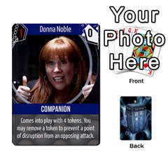 Doctor Who V2 File  By Mark Chaplin   Playing Cards 54 Designs   Fu3d7ytm53dy   Www Artscow Com Front - Joker1
