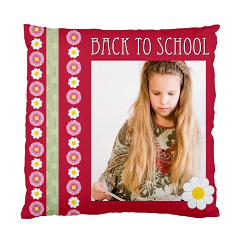 Back To School By Joely   Standard Cushion Case (one Side)   Af3oo41qpyap   Www Artscow Com Front