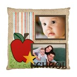 back to school - Cushion Case (Two Sides)
