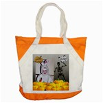 Happy Halloween Accent Tote - Accent Tote Bag