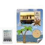 The Ocean Travel Apple iPad 2 Skin