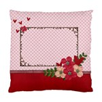Cushion Case (Two Sides) - Love is in the Air - Standard Cushion Case (Two Sides)