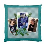 Pillow Case (Two Sides)- Blue Love - Standard Cushion Case (Two Sides)