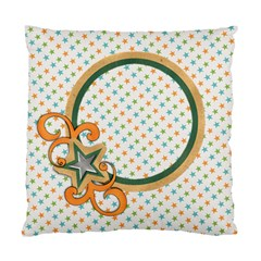 Pillow Case (two Sides)  Stars Stars By Jennyl   Standard Cushion Case (two Sides)   Iukwnsqqpukn   Www Artscow Com Front
