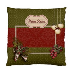 Pillow Case (two Sides)  Blessed Season By Jennyl   Standard Cushion Case (two Sides)   C6unl7r5tjee   Www Artscow Com Front