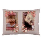 Elegant framed 2 sided Pillow case - Pillow Case (Two Sides)