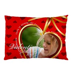 Love By Joely   Pillow Case (two Sides)   Zbkmwxybt7ny   Www Artscow Com Back