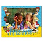 friends/kids- jigsaw puzzle (rectanglular) - Jigsaw Puzzle (Rectangular)