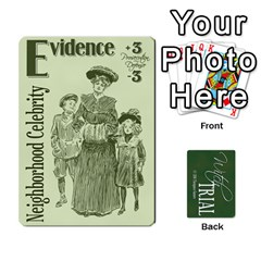 Witch Trial Part 2 By Doug O   Playing Cards 54 Designs   Fhaen9bwt3rg   Www Artscow Com Front - Spade3