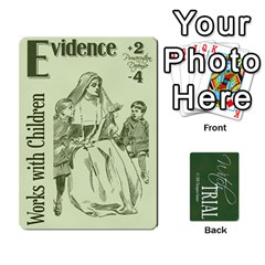Queen Witch Trial Part 2 By Doug O   Playing Cards 54 Designs   Fhaen9bwt3rg   Www Artscow Com Front - SpadeQ