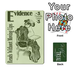 Witch Trial Part 2 By Doug O   Playing Cards 54 Designs   Fhaen9bwt3rg   Www Artscow Com Front - Spade5