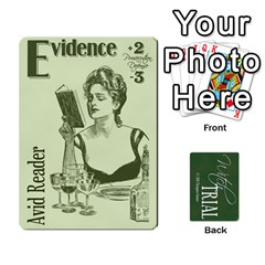 Witch Trial Part 2 By Doug O   Playing Cards 54 Designs   Fhaen9bwt3rg   Www Artscow Com Front - Spade9