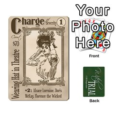 Ace Witch Trial Part 1 By Doug O   Playing Cards 54 Designs   Wa93kopzyogw   Www Artscow Com Front - HeartA