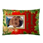 My Santa Sack Pillow Case - Pillow Case (Two Sides)