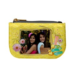 Summer Fun  Mini Coin Purse By Mikki   Mini Coin Purse   R6ge3cj4usqi   Www Artscow Com Front