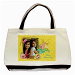 Summer Fun/Beach bag- Classic Tote Bag (2 sides) - Basic Tote Bag (Two Sides)