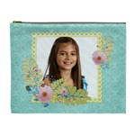 Sunshine & Flowers-Cosmetic Bag (XL)