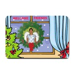 Christmas Welcome Mat - Small Doormat