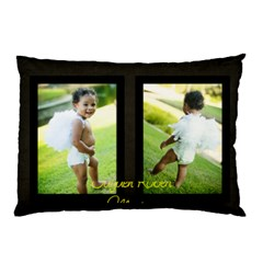 My Angel By Krystal M    Pillow Case (two Sides)   57gse9uhexcb   Www Artscow Com Front