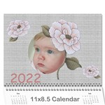 Delight 2013 (any year) Calendar - Wall Calendar 11 x 8.5 (12-Months)