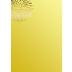 Lemon New Year 5x7 Card By Deborah   Greeting Card 5  X 7    Wehvhdeqmw6z   Www Artscow Com Front Inside