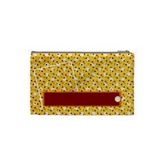 Autumn s Glory Small Cosmetic Bag 1 By Lisa Minor   Cosmetic Bag (small)   Cw50sug08ch6   Www Artscow Com Back