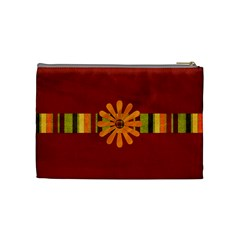 Autumn s Glory Medium Cosmetic Bag 1 By Lisa Minor   Cosmetic Bag (medium)   Df6f3qak037j   Www Artscow Com Back