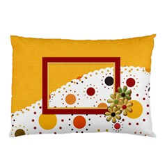 Tangerine Breeze Double Sided Pillow Case  1 By Lisa Minor   Pillow Case (two Sides)   0ecsyzxzc3p2   Www Artscow Com Back