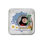 summer - Rubber Coaster (Square)