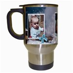 my son - Travel Mug (White)