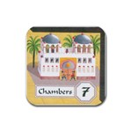 Alhambra - Rubber Coaster (Square)