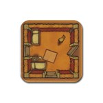Agricola - Rubber Coaster (Square)
