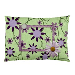 Lavender Essentials 2 Sided Pillow Case 1 By Lisa Minor   Pillow Case (two Sides)   6418cn2fwcsh   Www Artscow Com Front