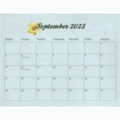 Memories/family  12 Month 2015 Calendar By Mikki   Wall Calendar 11  X 8 5  (12 Months)   F3dld618w50w   Www Artscow Com Sep 2018