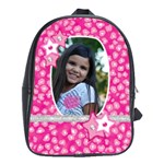 GirlyBkBag - School Bag (Large)