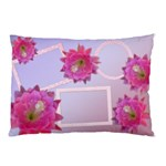 Princess Pink (2 sided) Pillow Case - Pillow Case (Two Sides)