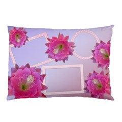 Princess Pink (2 Sided) Pillow Case By Deborah   Pillow Case (two Sides)   W9rlp9iliy8u   Www Artscow Com Back