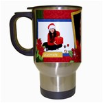 Christmas Family-Travel Mug - Travel Mug (White)
