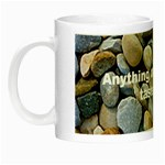 rock mug - Night Luminous Mug